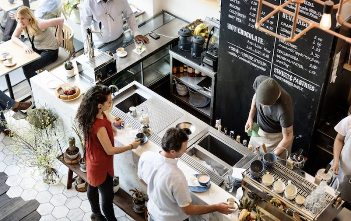 safety in coffee shops