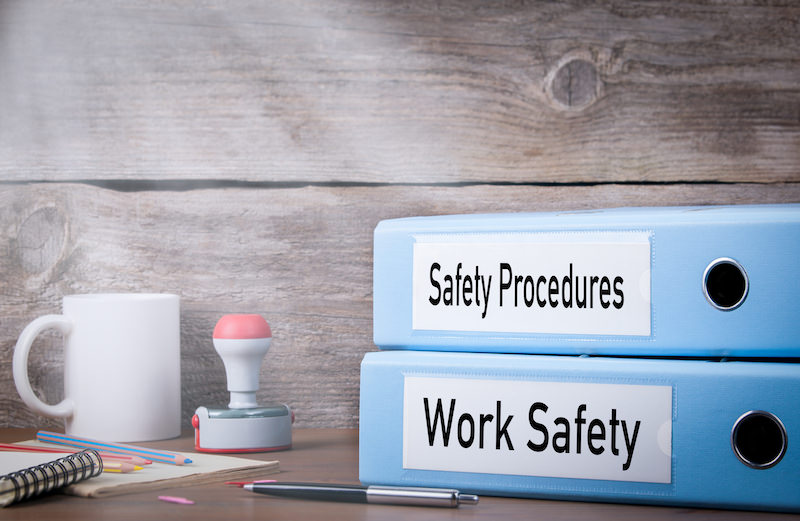 safety policy and procedures