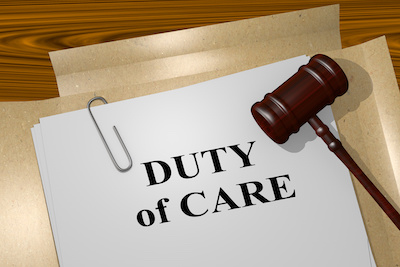 duty of care under work health and safety