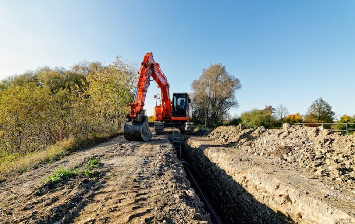 trenching collapse
