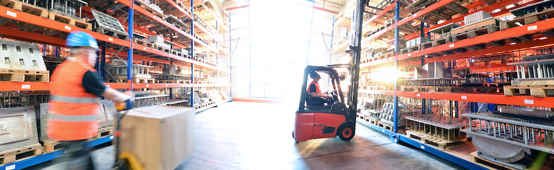 warehouse racking safety