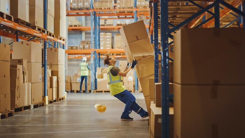 common warehouse hazards
