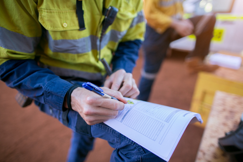 Investing workplace accidents