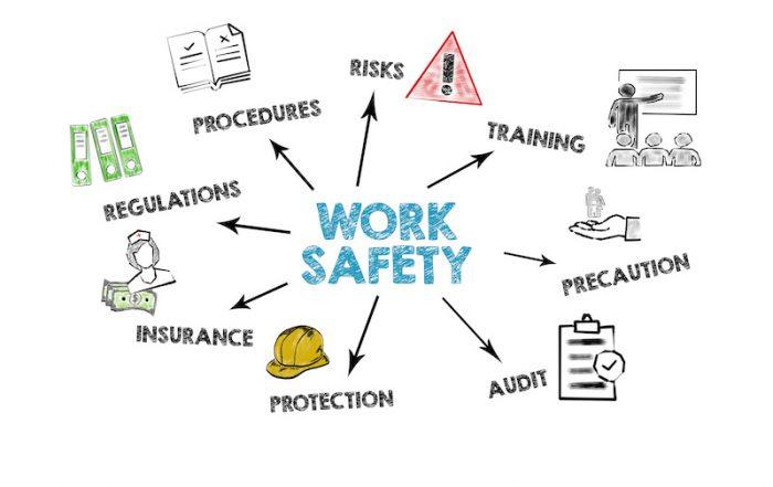 work safety system