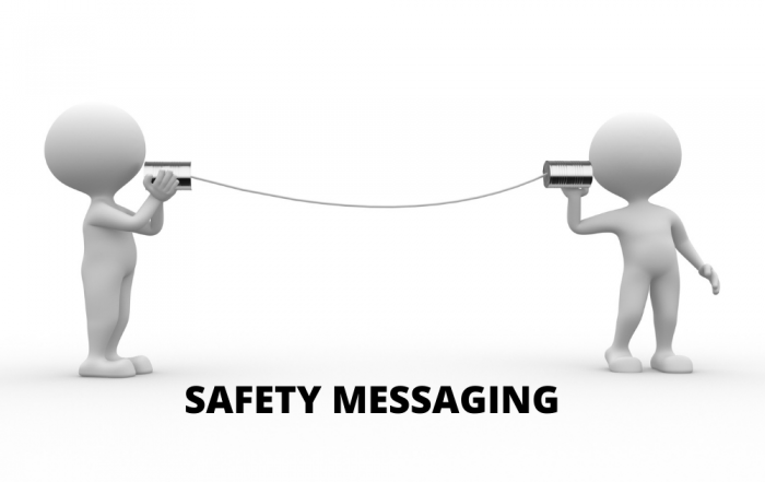 safety communication is a fundamental tool
